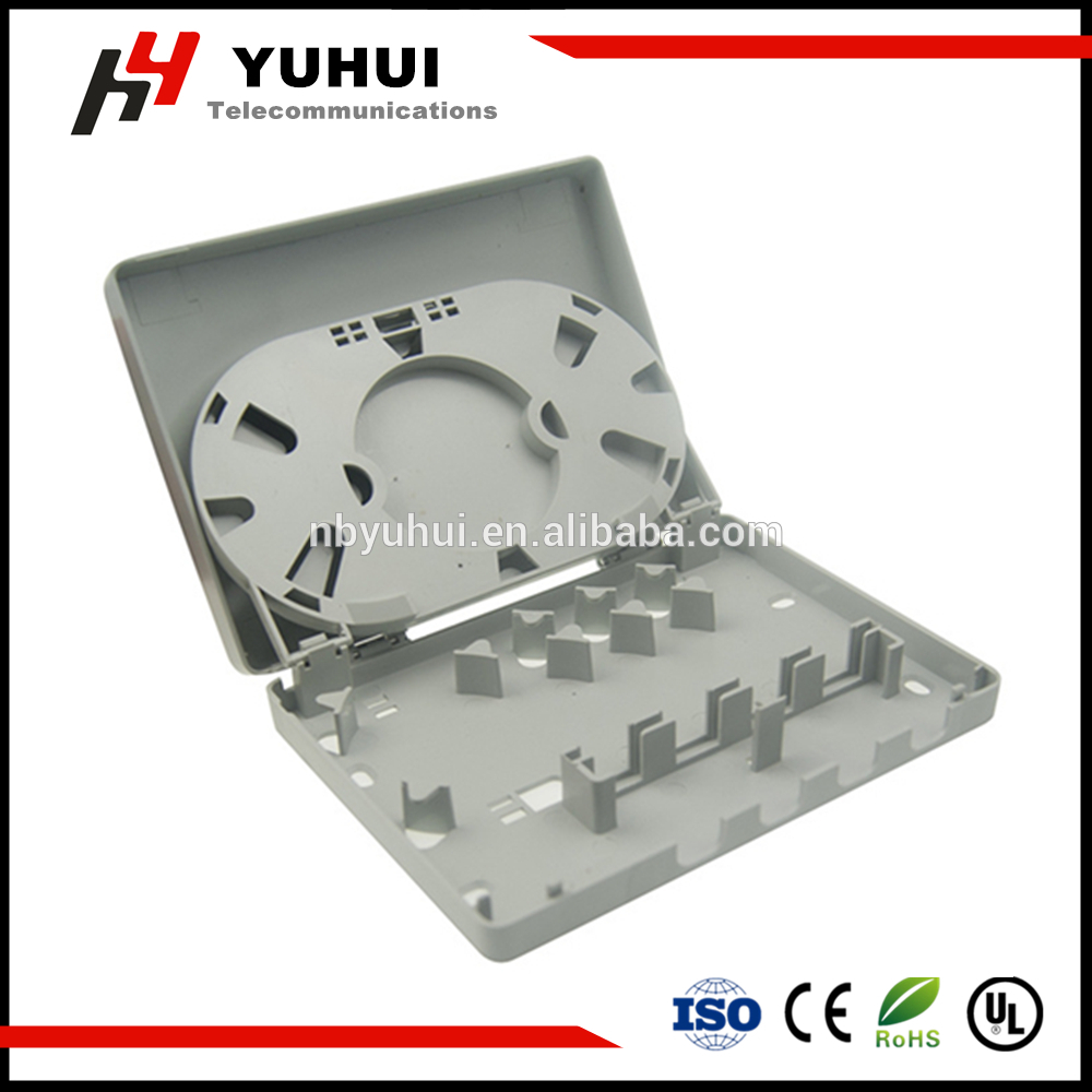 4 Core Fiber Optic Surface Box