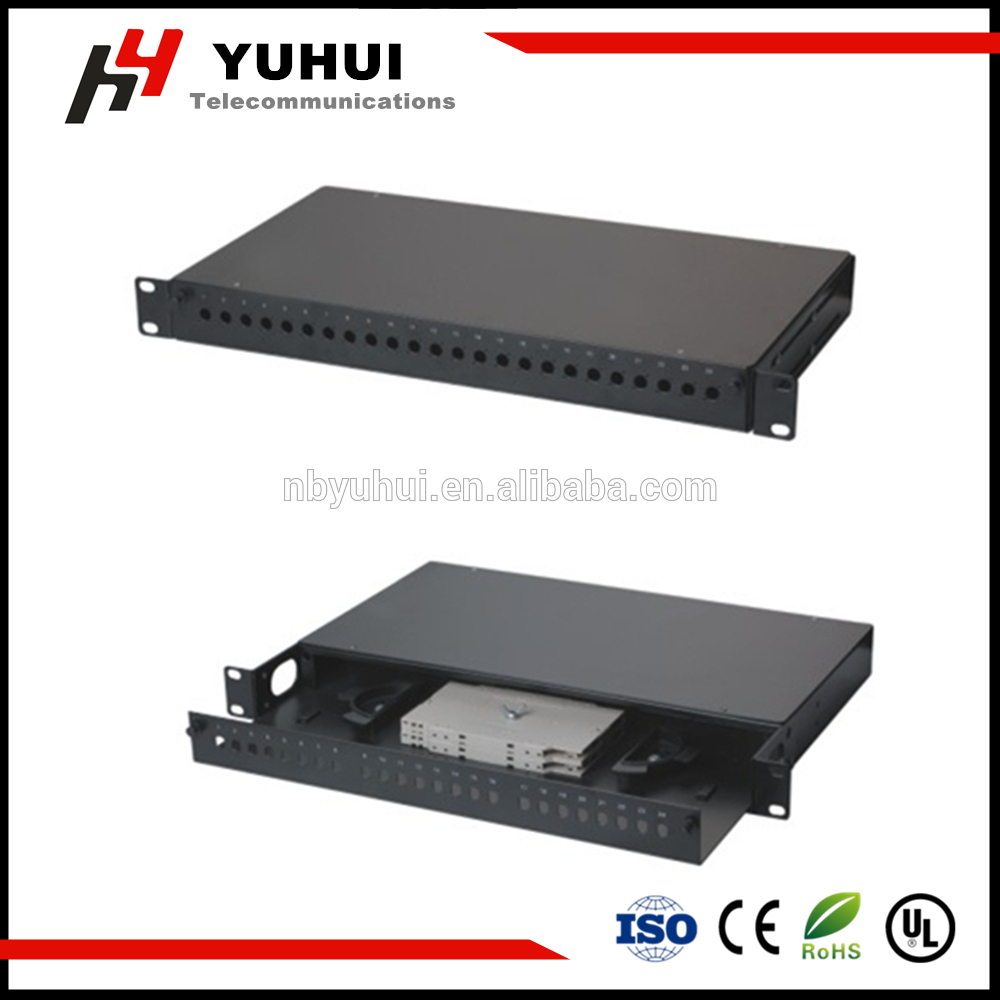 12 Core Fiber Patch Panel