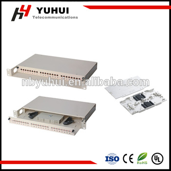 24 Core Fiber Patch Panel