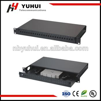 144 Core Fiber Optic Patch Panel