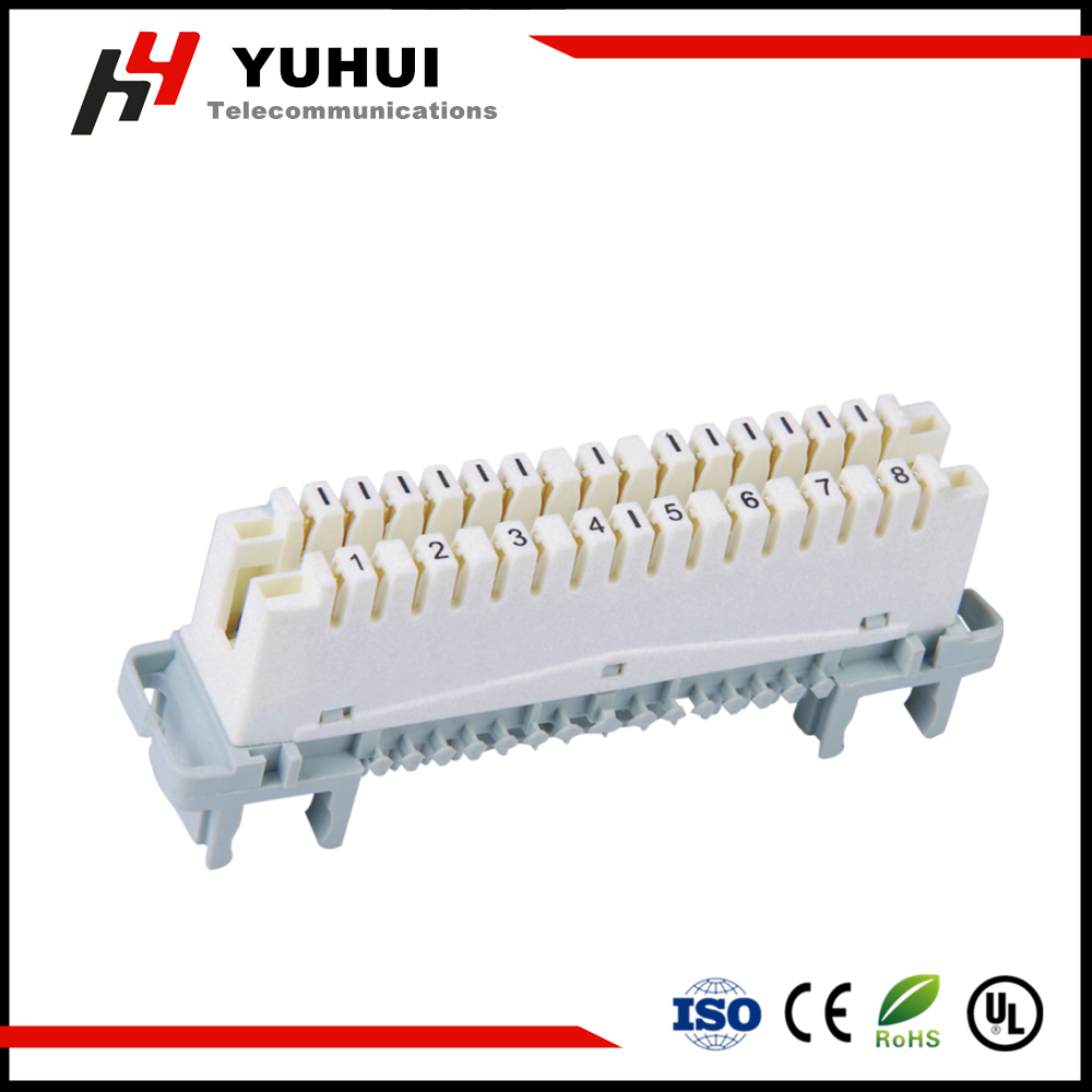 10pair Copper Wire Connection Cable Terminal Module
