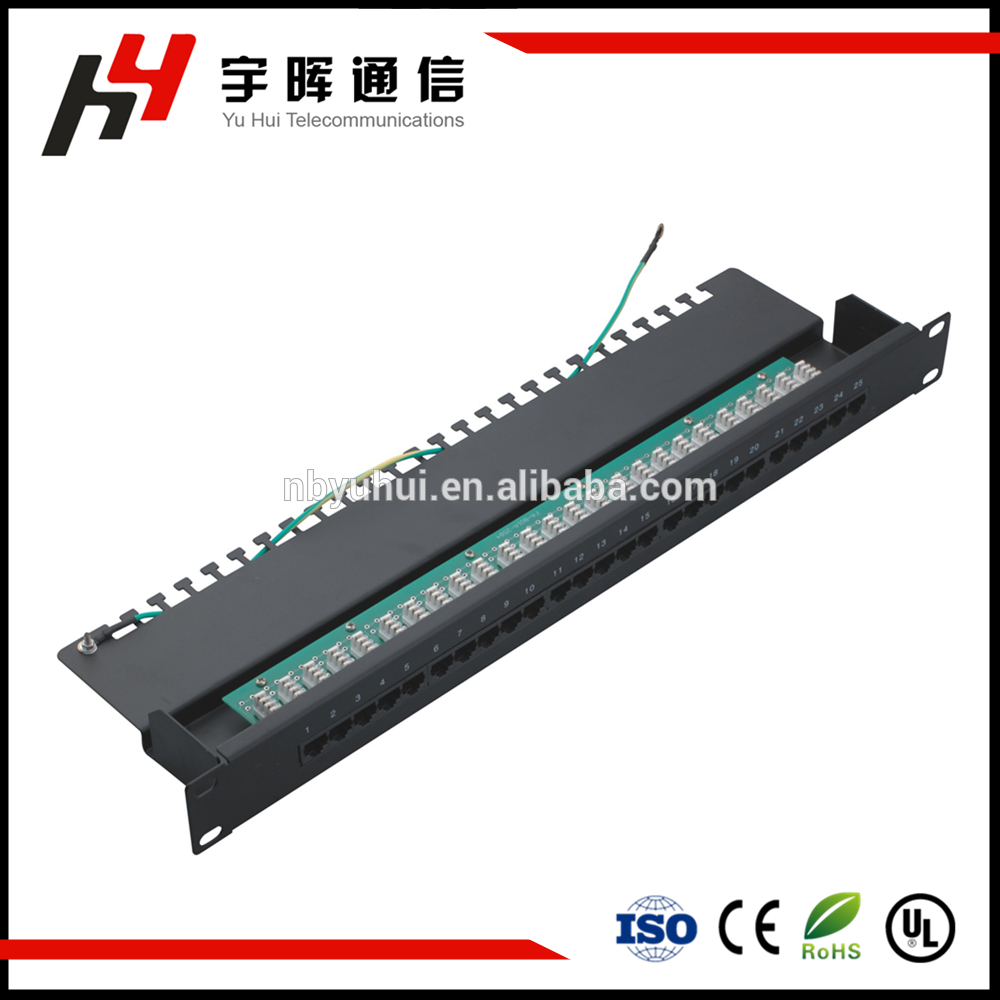 Telephone Patch Panel 02