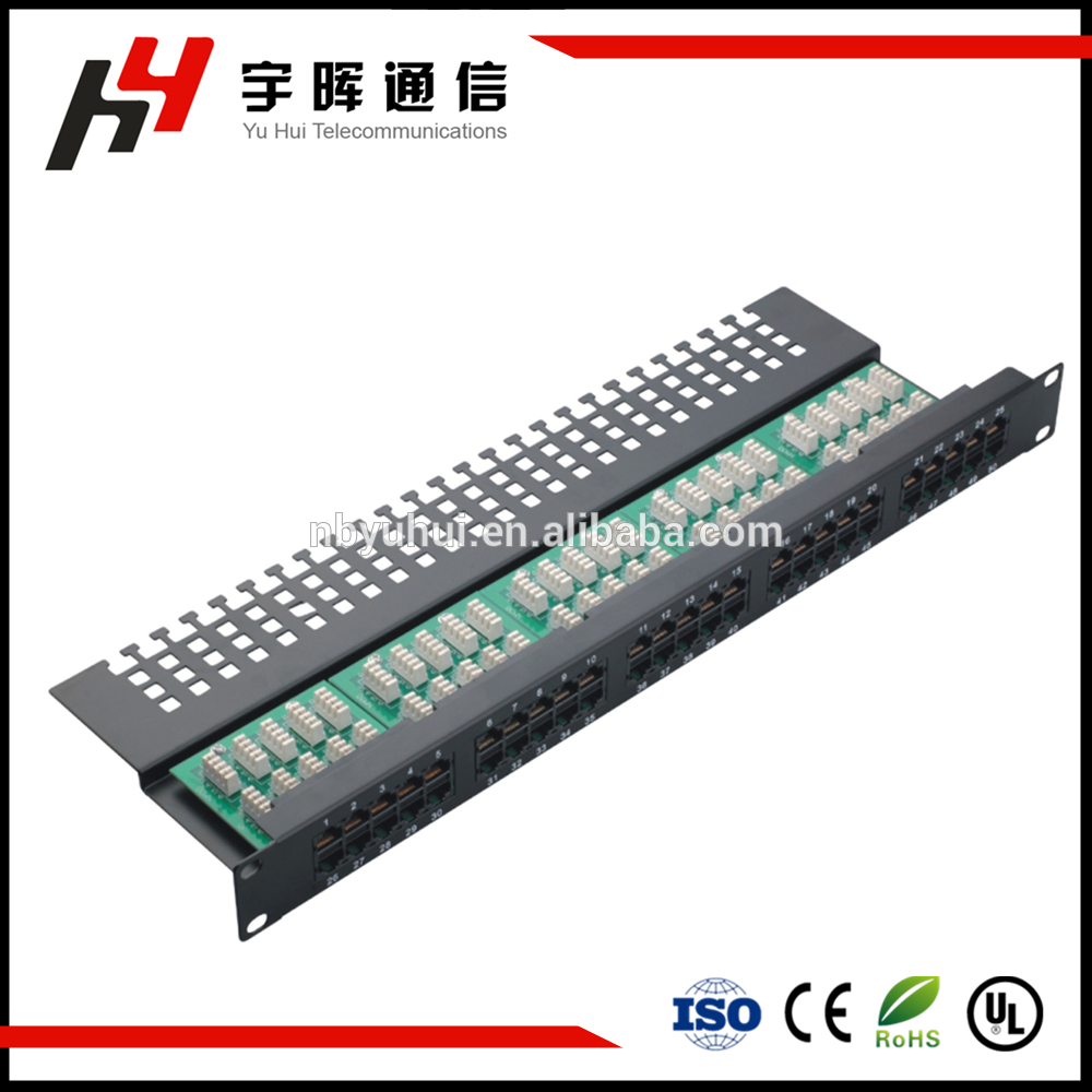 Telephone Patch Panel 03