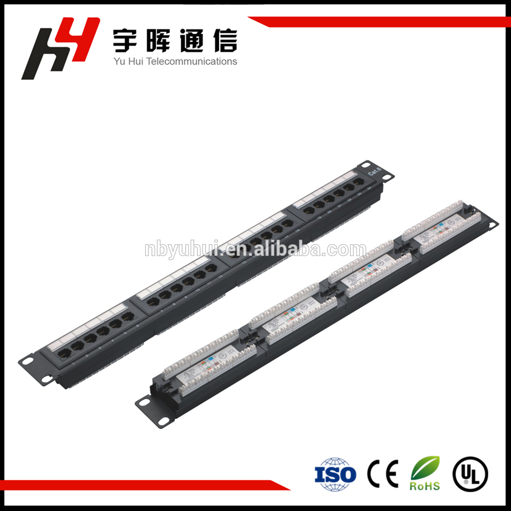 Glod Plated Patch Panel