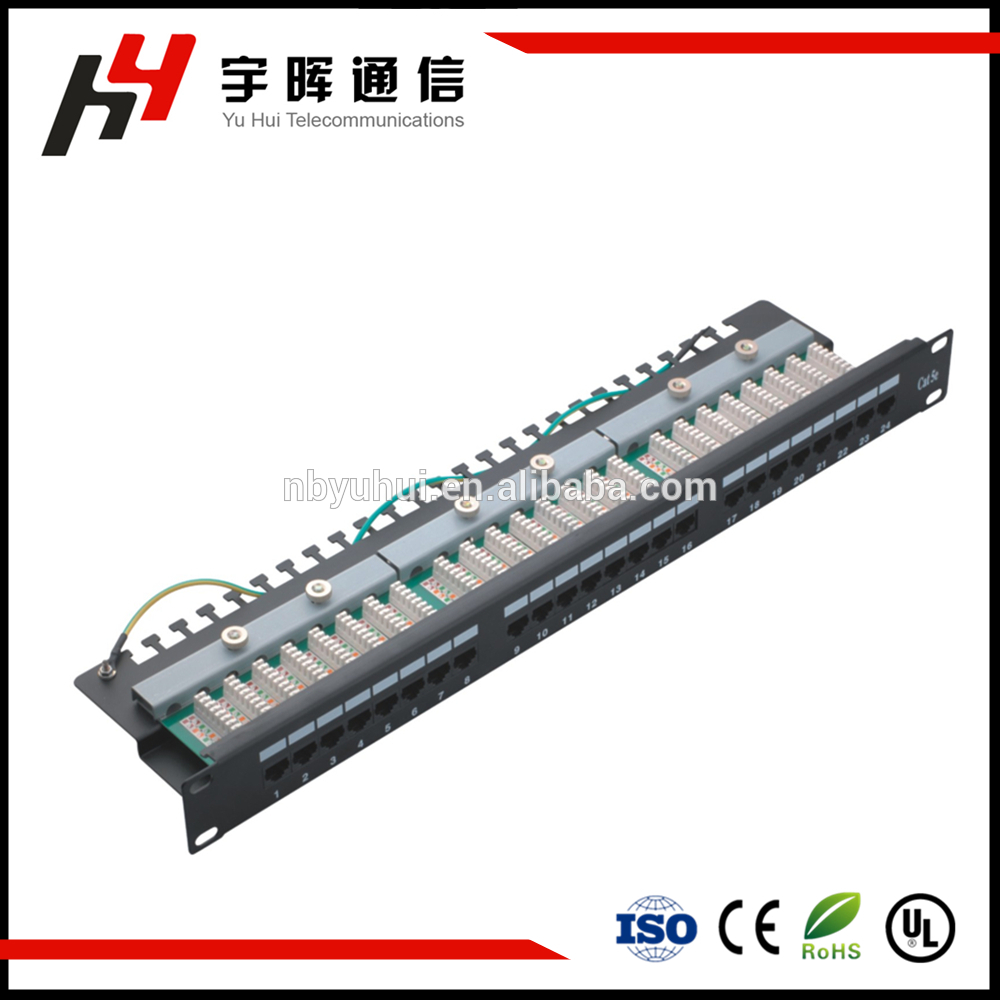 90 Degree Patch Panel