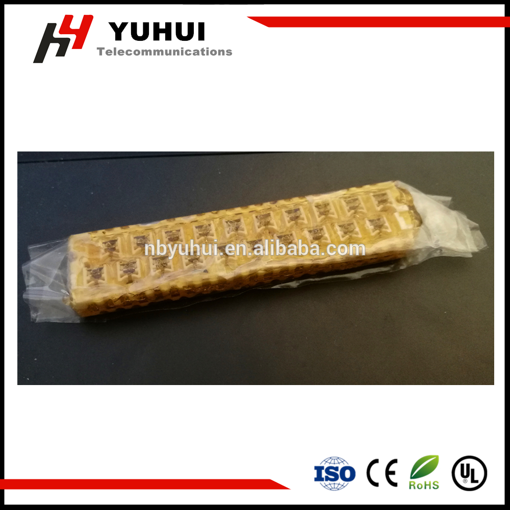 10 Pair Straight Splicing Module