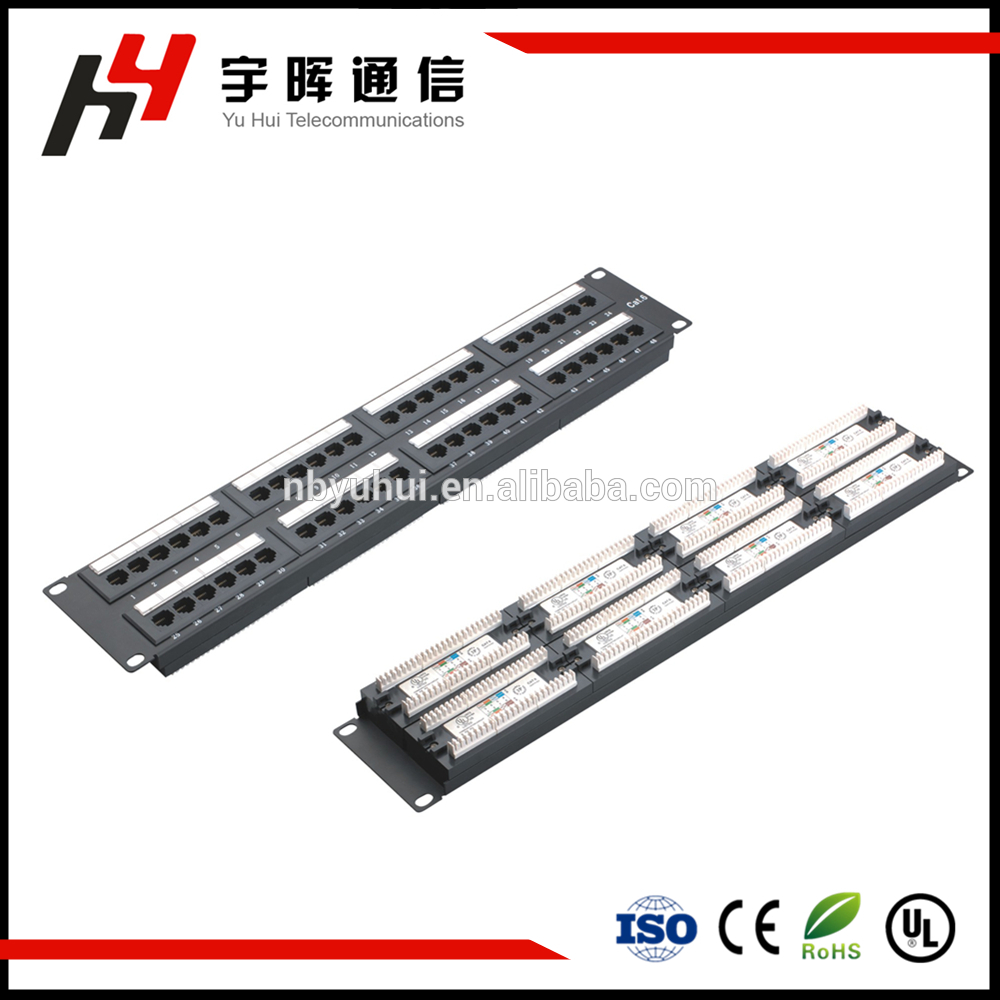 48 Port Patch Panel
