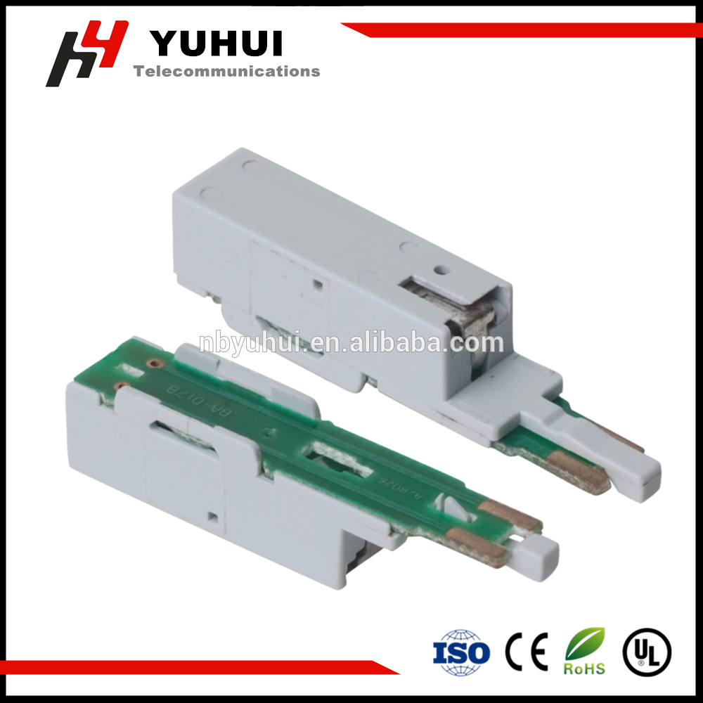 Single Pair Overvoltage Protector