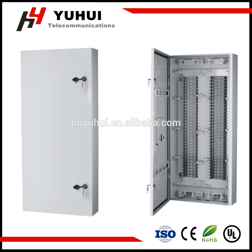680 Pair Outdoor Distribution Cabinet
